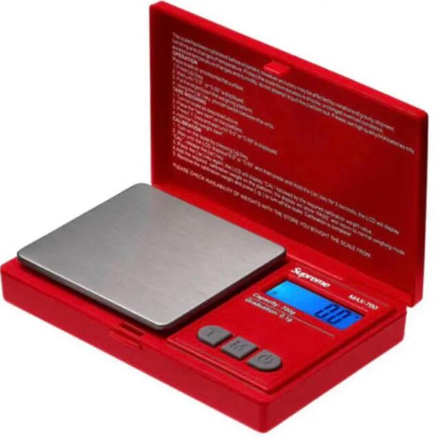 Supreme(シュプリーム)のSupreme AWS MAX-700 DIGITAL SCALE 秤 計量器 メンズのファッション小物(その他)の商品写真