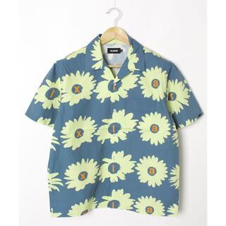 XLARGE - XLARGE DAISY S/S SHIRT 半袖シャツ 花柄