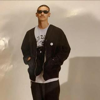 TENDERLOIN - 【缶バッジ付き】TENDERLOIN  ZIP UP WORK JKT U