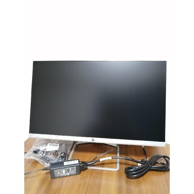 HP(ヒューレットパッカード)の【送料込】HP 24f ブラック ディスプレイ 液晶 モニター スマホ/家電/カメラのPC/タブレット(ディスプレイ)の商品写真