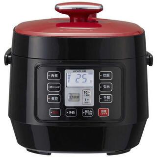 KOIZUMI - コイズミ KOIZUMI 電気圧力鍋 KSC3501R