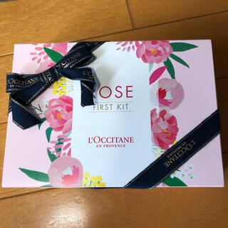 L'OCCITANE - ロクシタン ROSEファーストキット
