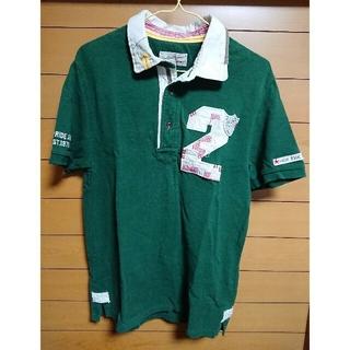 アヴィレックス(AVIREX)の【a38】AVIREX 6133025 半袖クラフトマン ポロシャツ(ポロシャツ)