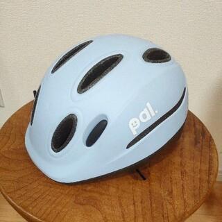 オージーケー(OGK)のOGK Kabuto カブト PAL パル キッズヘルメット ウォーターブルー(スポーツ)