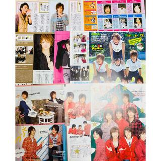 Kis-My-Ft2 - Kis-My-Ft2 ジャニーズ 雑誌切り抜き17枚位 POTATO Myojo