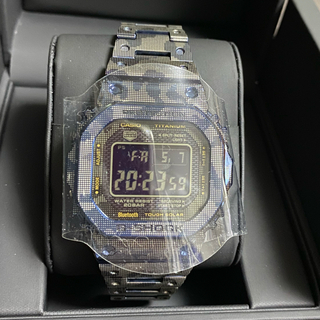 G-SHOCK - CASIO G-SHOCK GMW-B5000TCF-2JR 試着のみ