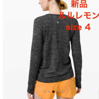lululemon - 新品 ルルレモン Swiftly Relaxed Long Sleeve (4)