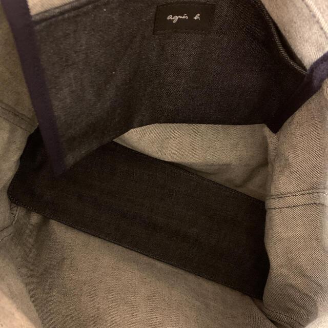 agnes b.(アニエスベー)のagnes b.  大きなトートバッグ レディースのバッグ(トートバッグ)の商品写真