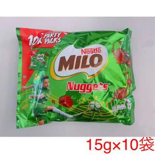 Nestle - ミロナゲット15g×10袋【この値段は限定28個‼︎】
