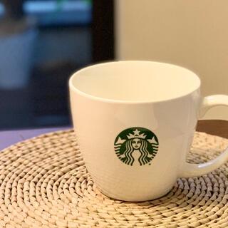 スターバックスコーヒー(Starbucks Coffee)の美品!スタバマグカップ 大サイズ(グラス/カップ)