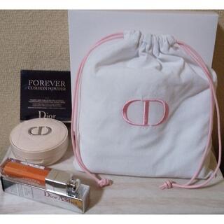 クリスチャンディオール(Christian Dior)の【Dior】クリスチャンディオール マキシマイザー他…豪華!4点セット(フェイスパウダー)