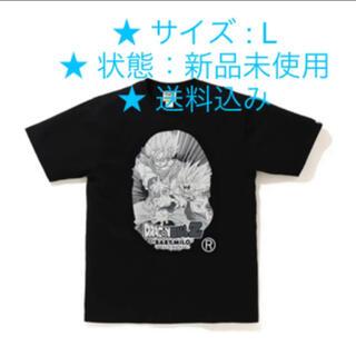 アベイシングエイプ(A BATHING APE)の BAPE X DRAGON BALL Z(Tシャツ/カットソー(半袖/袖なし))