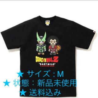 アベイシングエイプ(A BATHING APE)の BAPE X DRAGON BALL Z (Tシャツ/カットソー(半袖/袖なし))