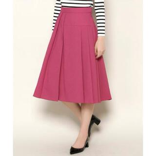 Swingle - Swingle ◆ アシメタックスリットスカート ◆ 日本製