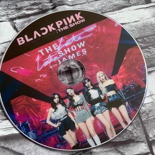 エイチティーシーブラック(HTC BLACK)のBLACKPINK THESHOW オンライン最新LIVE ブルピン(ミュージック)