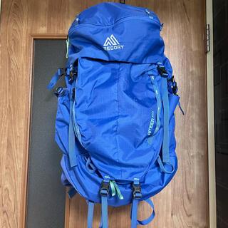 グレゴリー(Gregory)のGREGORY グレゴリー バックパック アンバー60 テント泊 登山 縦走(登山用品)