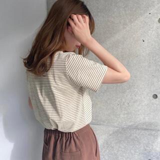 I am border half sleeveT(Tシャツ(半袖/袖なし))