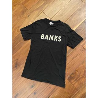 Ron Herman - バンクス Tシャツ ブラック Mサイズ