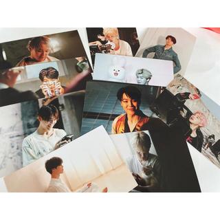 BTS オヌル展示会 生写真 ジミン JIMIN コンプ15枚(K-POP/アジア)