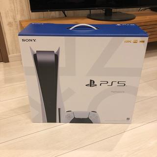 SONY - 【新品】PlayStation5 本体