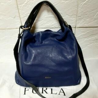 Furla - 【美品 最終値下げ】Fulra エリザベス 2wayバッグ フルラ
