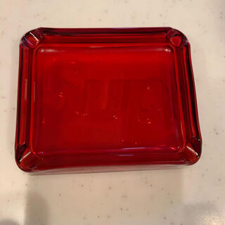 シュプリーム(Supreme)のSupreme灰皿赤redシュプリーム美品(灰皿)