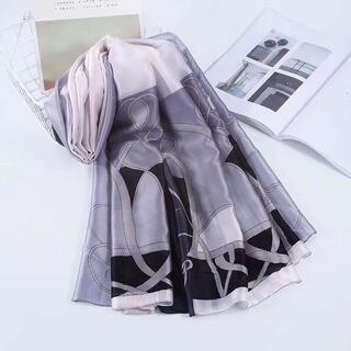 スカーフ 90*180cm