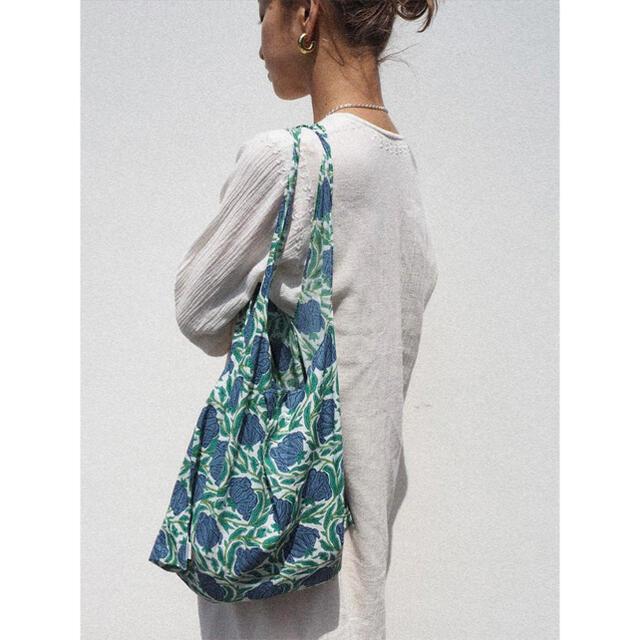 TODAYFUL(トゥデイフル)のtodayful   ☆非売品☆   ノベルティ エコバック レディースのバッグ(エコバッグ)の商品写真