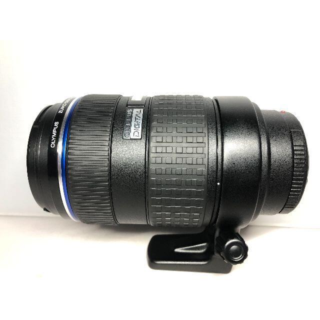 OLYMPUS(オリンパス)のオリンパスZUIKO DIGITAL ED 50-200 2.8-3.5 SWD スマホ/家電/カメラのカメラ(レンズ(ズーム))の商品写真