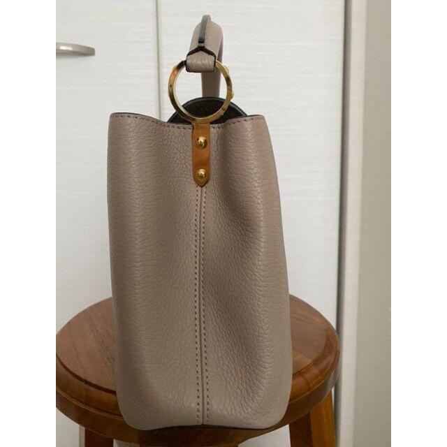 LOUIS VUITTON(ルイヴィトン)の美品 ルイヴィトン カプシーヌ BB ハンドバッグ トリヨン レディースのバッグ(ショルダーバッグ)の商品写真