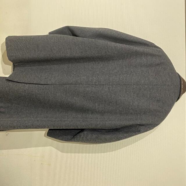 kolor(カラー)のkolor 19aw アシンメトリーコート サイズ1 グレー メンズのジャケット/アウター(ステンカラーコート)の商品写真