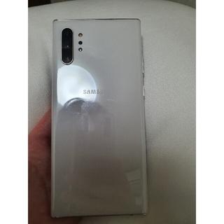 SAMSUNG - Galaxy note10plus simフリー