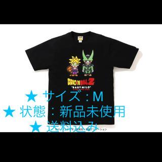 アベイシングエイプ(A BATHING APE)のBAPE X DRAGON BALL Z(Tシャツ/カットソー(半袖/袖なし))