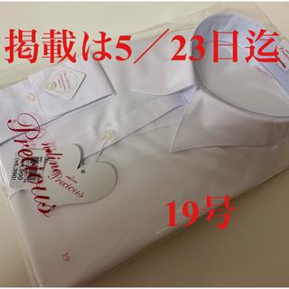 アオヤマ(青山)のワイシャツ ブラウス 大きいサイズ 就活 リクルート (シャツ/ブラウス(長袖/七分))