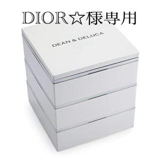 ディーンアンドデルーカ(DEAN & DELUCA)のDEAN&DELUCA三段重箱(容器)