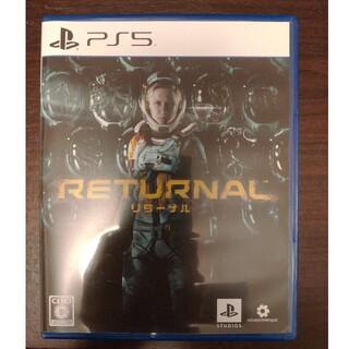 Returnal(リターナル) PS5