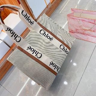 クロエ(Chloe)のChloe クロエ  トートバッグ ハンドバッグ 45/33cm(その他)