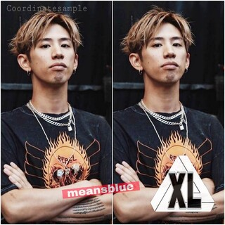 ONE OK ROCK - 半袖 METALLICA  反逆者 Tシャツ