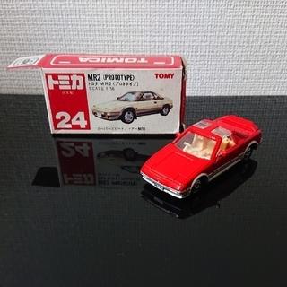 トミカ 赤箱 トヨタMR2(プロトタイプ)