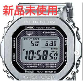 G-SHOCK - 新品未使用 G-SHOCK  GMW-B5000D-1JF  フルメタルシルバー