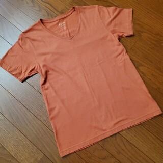ルクールブラン(le.coeur blanc)のTシャツ ブラウン le.coeurblanc ルクールブラン(Tシャツ(半袖/袖なし))