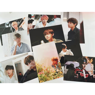 BTS オヌル 生写真 テテ テヒョン V(K-POP/アジア)