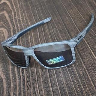 Oakley - メインリンク ウッドグレイン 偏光 プリズム デイリー オークリー サングラス