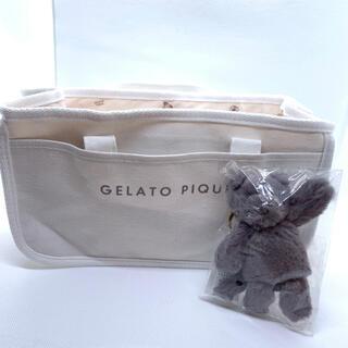 gelato pique - あつまれ どうぶつの森ジェラートピケ 新品未使用 キャットチャーム付き