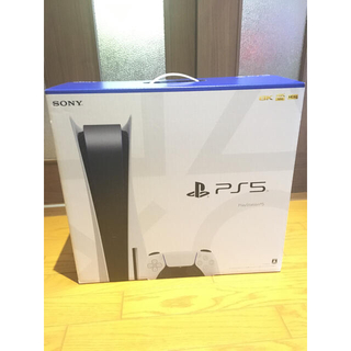 SONY - PlayStation5 CFI-1000A01 新品