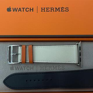 エルメス(Hermes)のApple watch HERMES レザーベルト42、44 ㍉(レザーベルト)