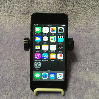 アイポッドタッチ(iPod touch)の1 iPod touch 第5世代ブラック(32GB)送料無料(ポータブルプレーヤー)