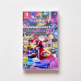 Nintendo Switch - マリオカート8 デラックスSwitch 美品