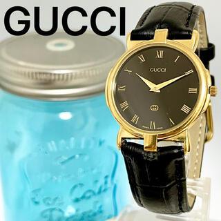 Gucci - 233 グッチ時計 メンズ腕時計 3400M アンティーク 希商品 ヴィンテージ