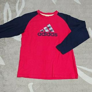 アディダス(adidas)のアディダス 160cm 長袖Tシャツ(Tシャツ/カットソー)